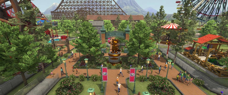 RollerCoaster Tycoon World review: kots aan de veiligheidsbeugel