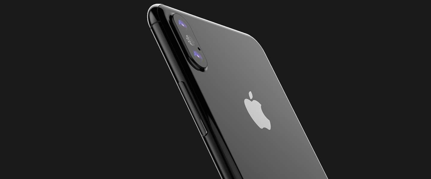 iPhone 8 design 'gelekt'