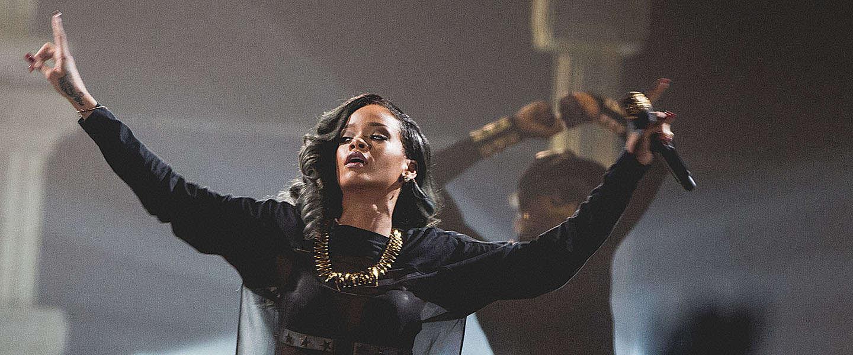 Rihanna is weer aanwezig op Instagram
