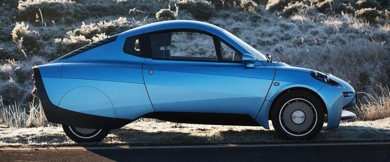 Riversimple Rasa, waterstofauto voor iedereen die eens iets anders wil