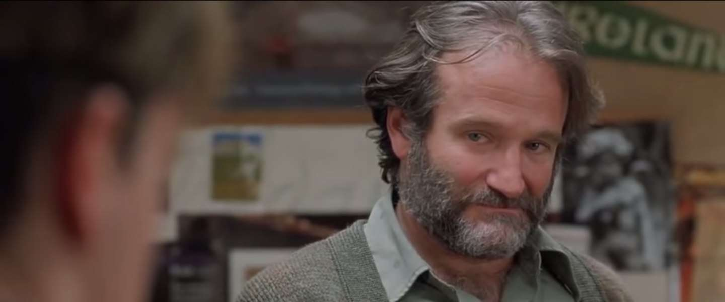 Het internet eert Robin Williams (1951-2014)