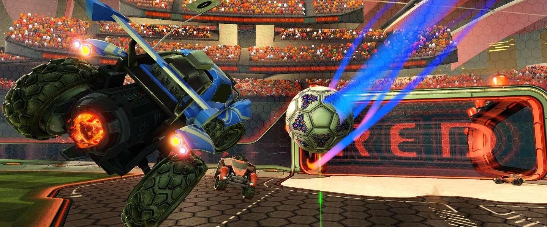 Rocket League: He shoots, he scores