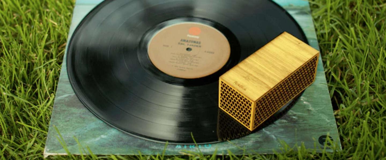 Gaaf ding: Rokblok draait op je vinyl in plaats van andersom