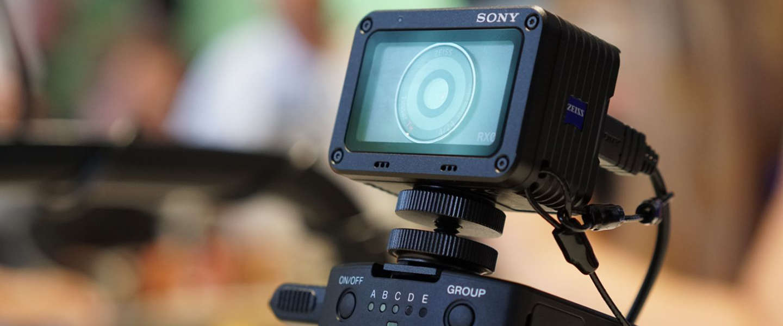 RX0: Sony introduceert compacte en robuuste camera