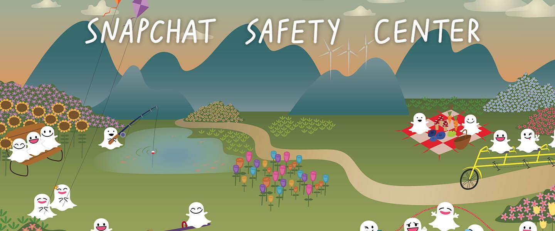 Snapchat lanceert Safety Center