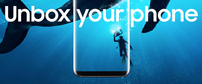 Samsung S8 Dit zijn de nieuwe Sam...
