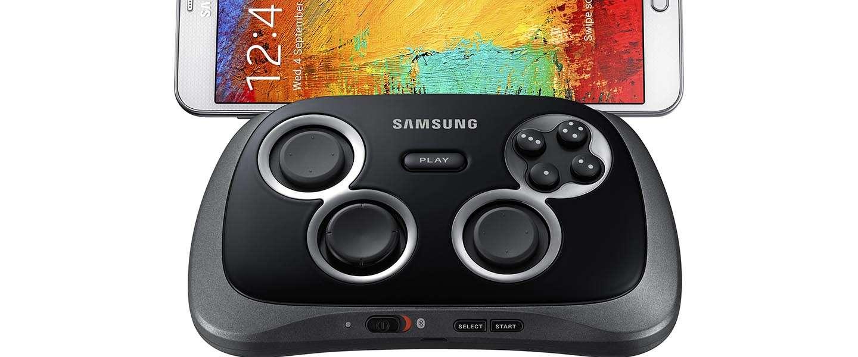 Samsung mikt met Game Pad op gebruikers onderweg