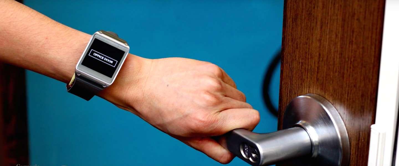 EM-sense: de smartwatch die weet wat jij aanraakt