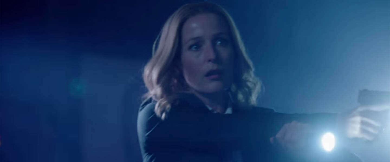 Mulder en Scully in nieuwe 'X-Files' teaser trailer