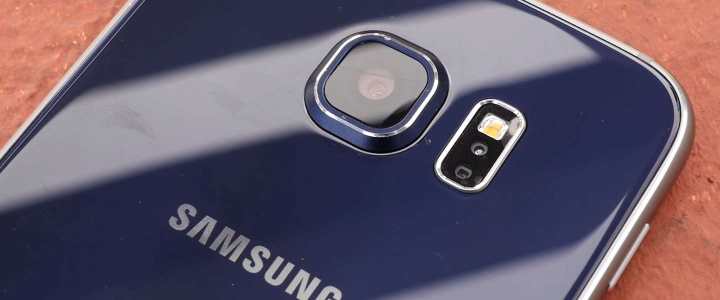 Samsung zet in op camera, design en opladen in Galaxy S6 (edge) commercials