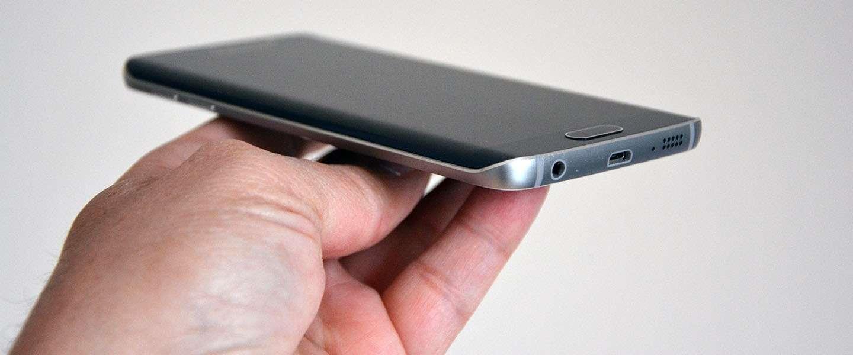 Review: 24 uur met de Galaxy S6 edge
