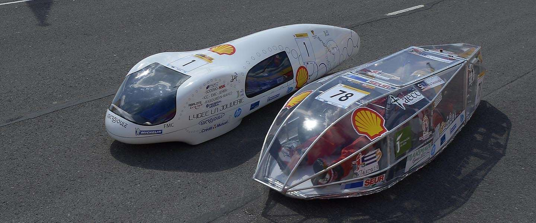 Nieuwe auto legt 3334 kilometer af met 1 liter benzine