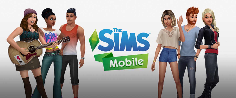De Sims Mobile voor iOS en Android komt er binnenkort aan
