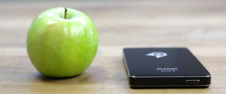 Sirius B Black Cherry: de PC die in je broekzak past
