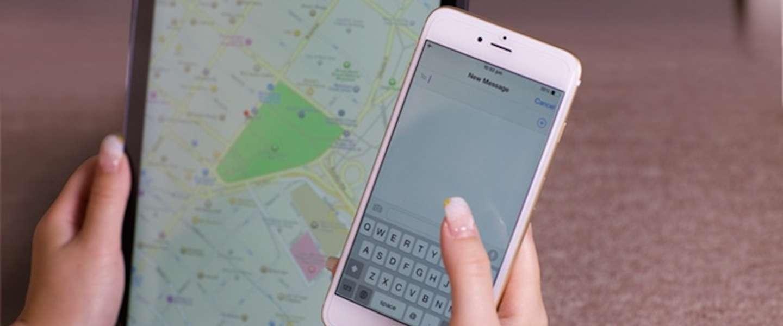Een slimme screenprotector voor de iPhone 6