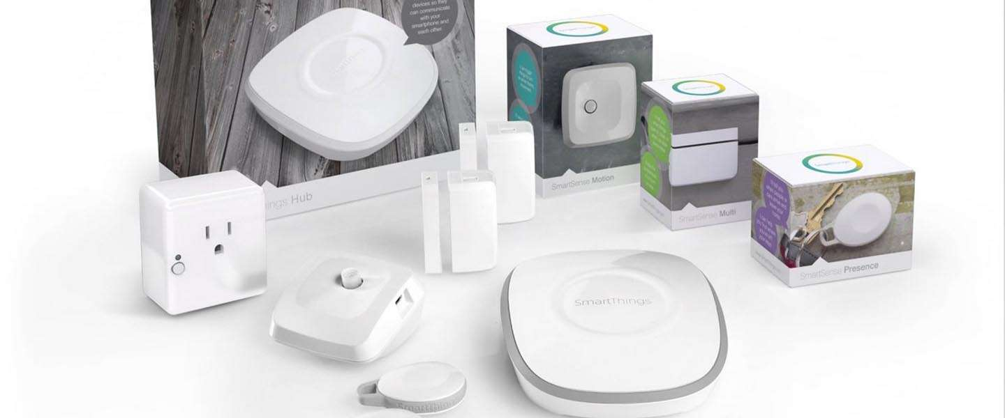 Samsung neemt SmartThings over