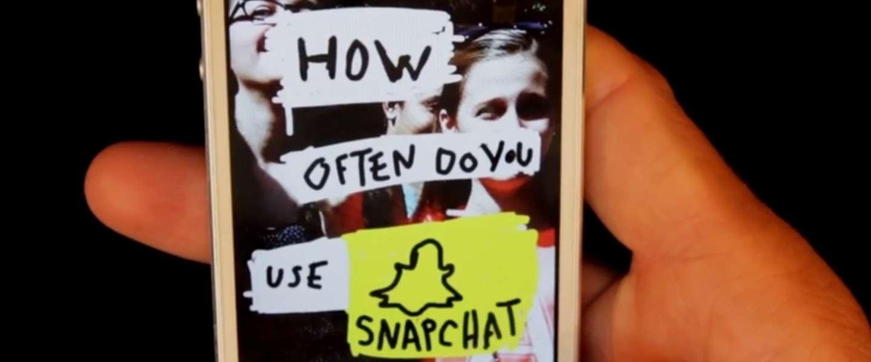 """""""Snapchat murders Facebook"""""""