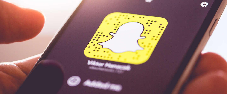 Snapchat gaat inmiddels al over Twitter heen