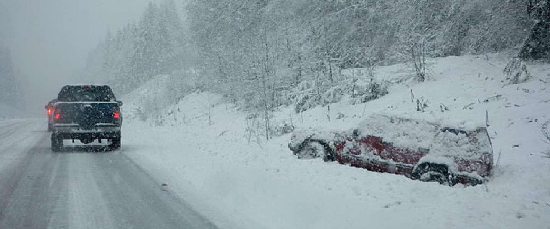 Top ergernissen en baalmomenten van automobilisten in de winter