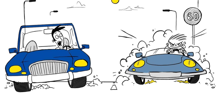 Wat voor autorijder ben jij, de betweter of het competitiebeest?