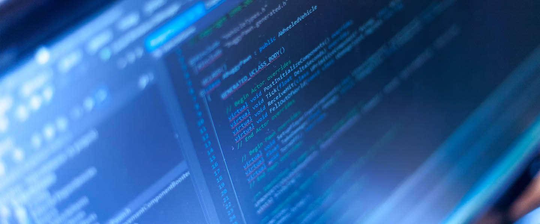 Zonder kennis van programmeren zelf software maken?