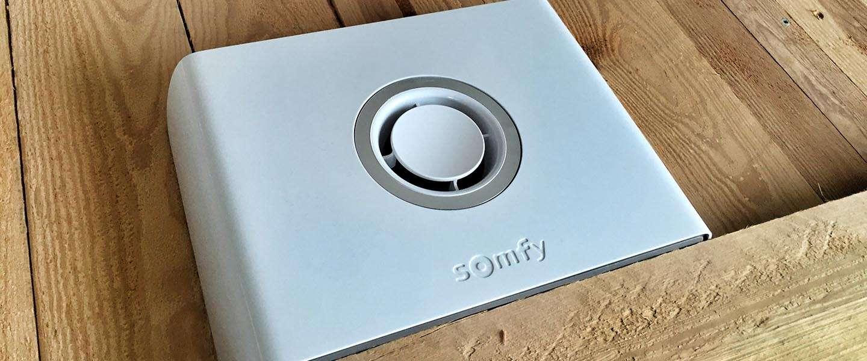 De Somfy-alarmset Protexiom Optimum: ideaal voor thuis