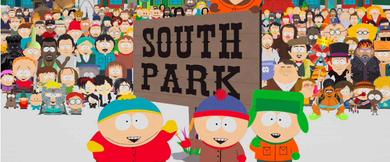 Nu te downloaden: de South Park App