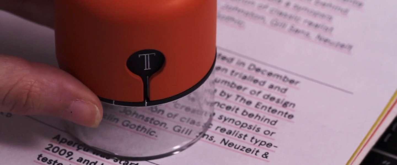 Spector: Shazam voor lettertypes en kleuren