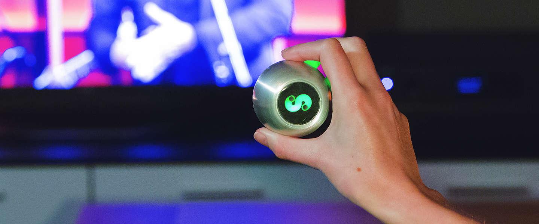 CES 2015: SPIN remote, de afstandsbediening van de toekomst