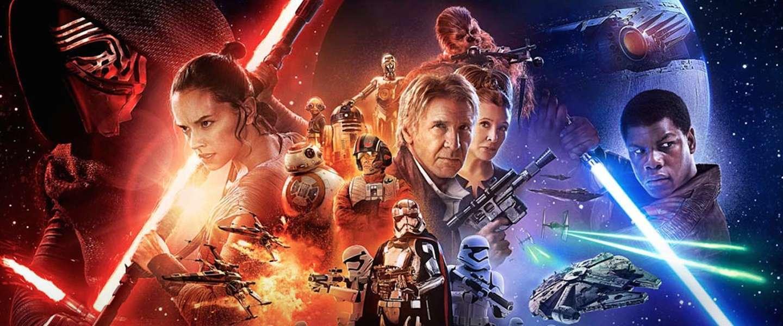 Star Wars: The Force Awakens breekt nu al records!