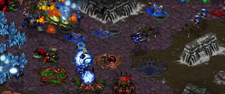 De originele StarCraft is gratis te downloaden en spelen vanaf vandaag