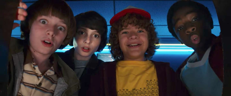 Yes, de eerste echte trailer van Stranger Things 2!