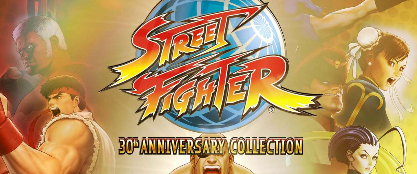 Street Fighter 30th Anniversary Collection: alle klassiekers online