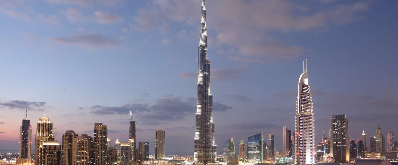 De strijd om het hoogste gebouw ter wereld