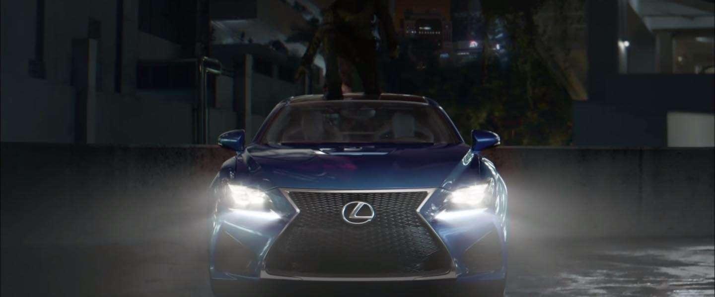 Het STROBE project van Lexus