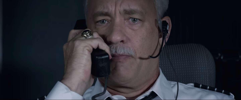 Eerste trailer Sully met Tom Hanks