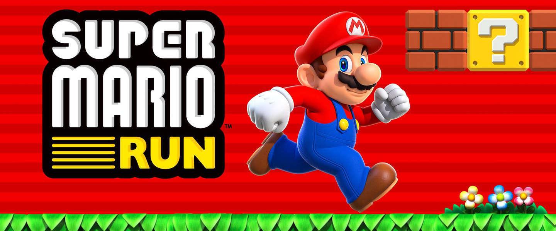 Super Mario Run eindelijk ook beschikbaar voor Android