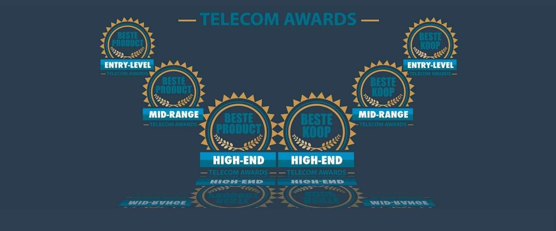 Telecom Awards 2015 van start