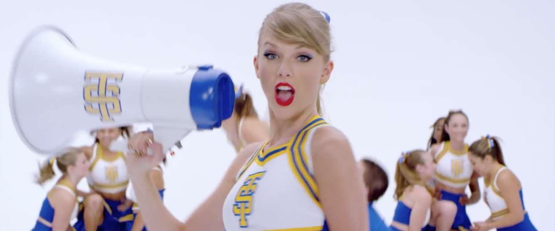 Taylor Swift's social-kanalen werden gehackt