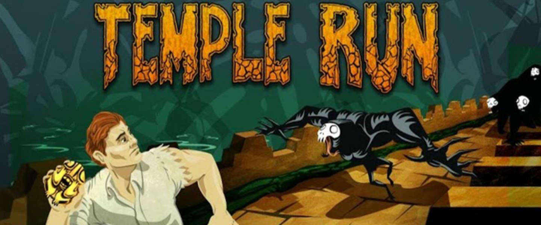 Temple Run meer dan 1 miljard keer gedownload