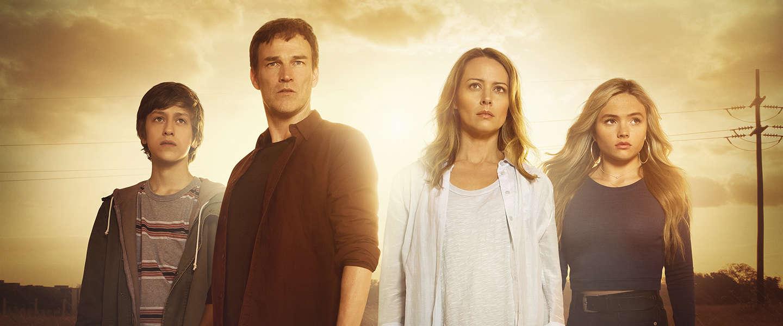 Marvel's The Gifted vanaf 5 oktober te zien op Fox