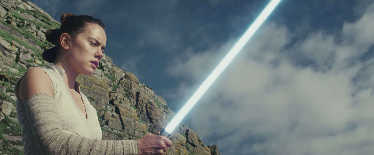 Star Wars: The Last Jedi [official trailer]