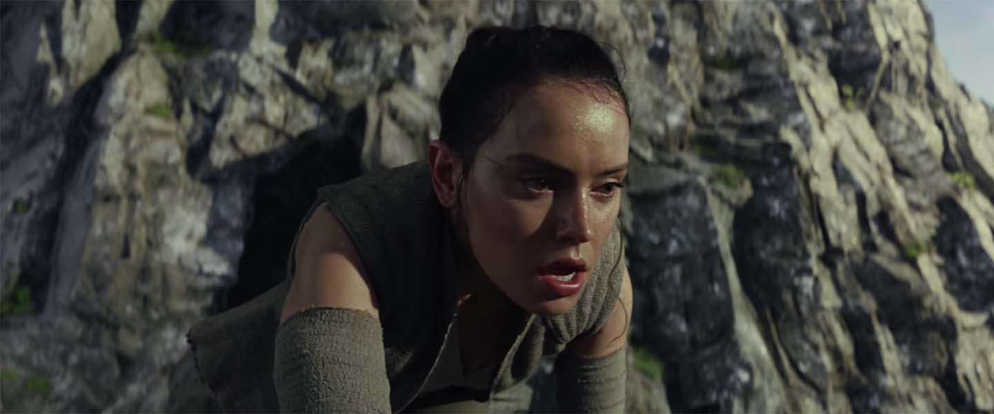 De eerste trailer voor Star Wars: The Last Jedi