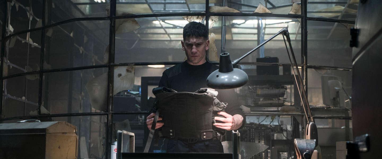 Nieuwe serie The Punisher blijf je kijken, spannend en meedogenloos