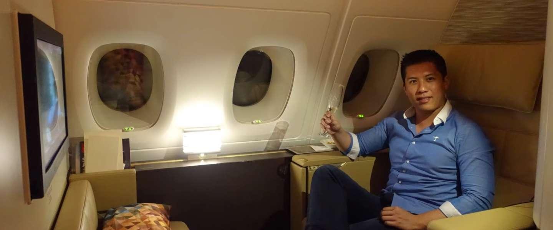 Bizar: man betaalde $104 voor een vlucht van $23.000