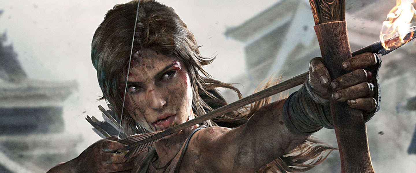 Lara Croft is als herboren in de nieuwe Tomb Raider