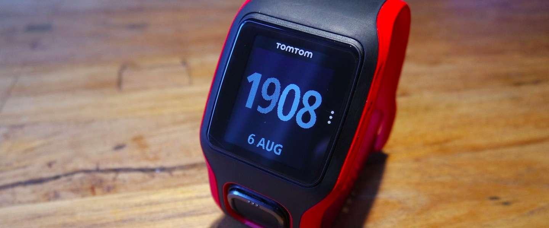 TomTom Cardio met ingebouwde hartslagmeter populair onder hardlopers