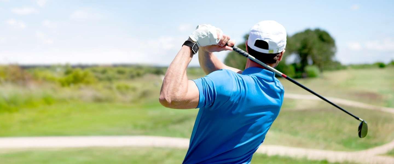 TomTom Golfer 2, GPS-golfhorloge om je spel te verbeteren