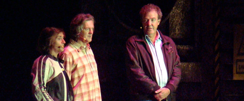 Clarkson, Hammond & May naar Netflix?