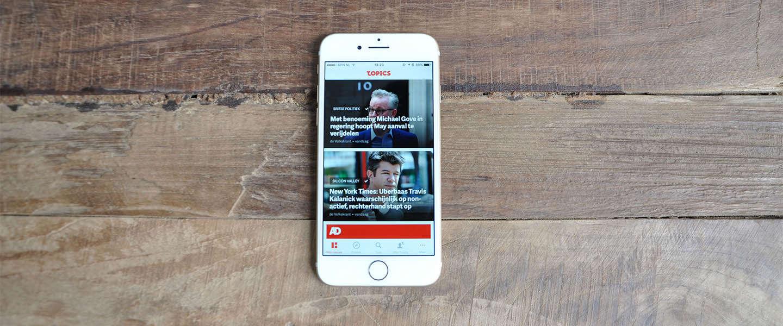 Met Topics.nl krijg jij toegang tot nieuws dat je interesseert